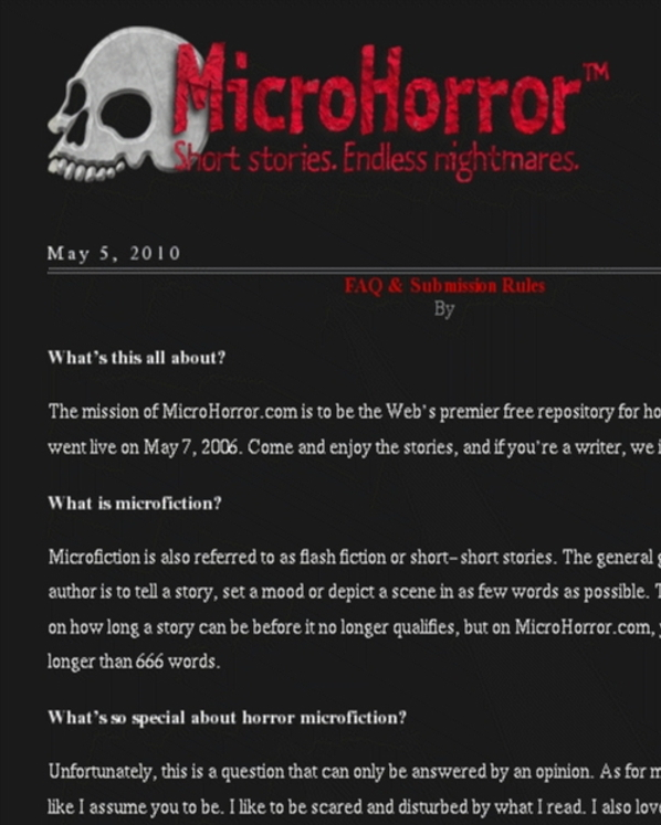 microhorror